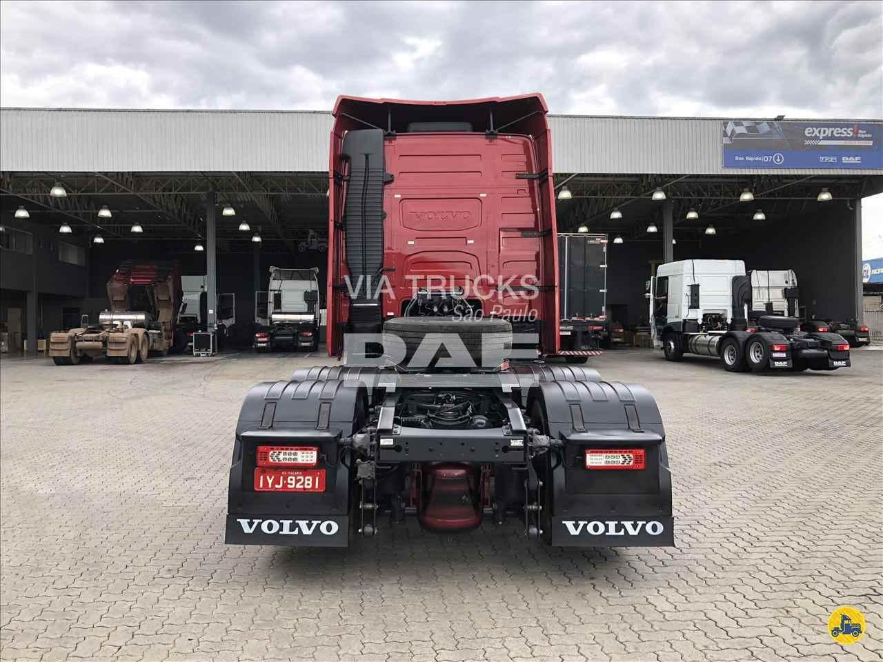 VOLVO VOLVO FH 460 412061km 2018/2018 DAF – Via Trucks São Paulo