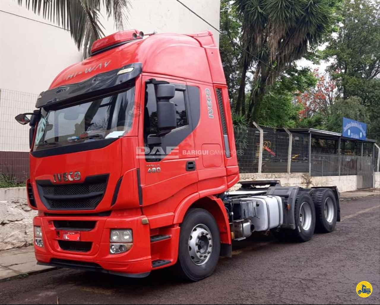 CAMINHAO IVECO TRAKER 480 Chassis Traçado 6x4 DAF Barigui Chapecó (Cordilheira Alta) CORDILHEIRA ALTA SANTA CATARINA SC