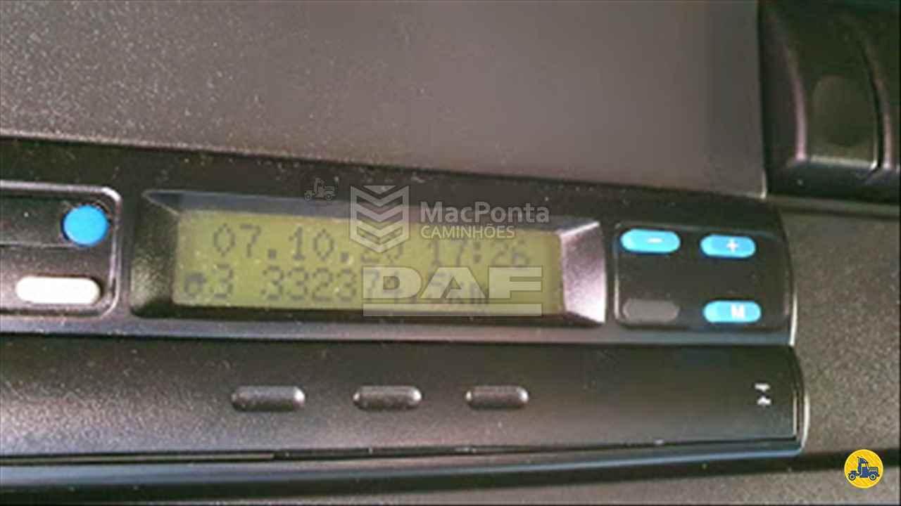 DAF DAF XF105 460 370000km 2015/2015 MacPonta Caminhões - DAF