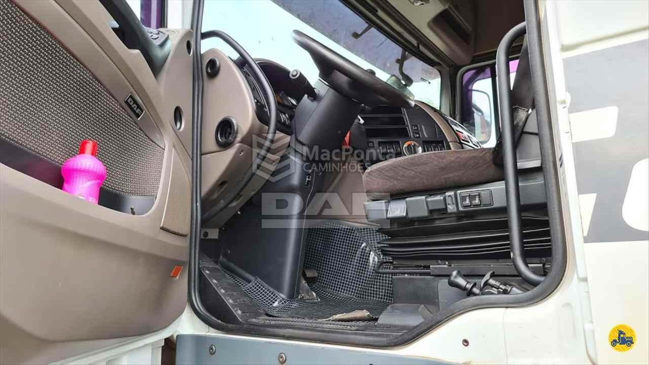 DAF DAF XF105 510 356000km 2017/2018 MacPonta Caminhões - DAF