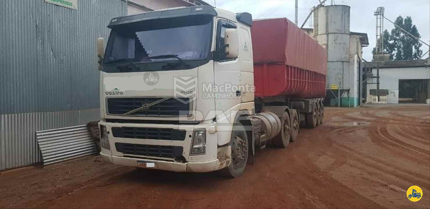 CAMINHAO VOLVO VOLVO FH 420 Cavalo Mecânico Truck 6x2 MacPonta Caminhões - DAF PONTA GROSSA PARANÁ PR