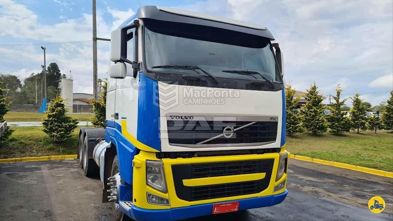 CAMINHAO VOLVO VOLVO FH 440 Cavalo Mecânico Truck 6x2 MacPonta Caminhões - DAF PONTA GROSSA PARANÁ PR