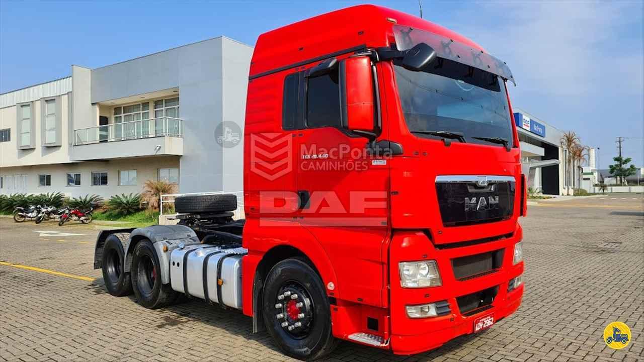 CAMINHAO MAN TGX 28 440 Cavalo Mecânico Truck 6x2 MacPonta Caminhões - DAF PONTA GROSSA PARANÁ PR