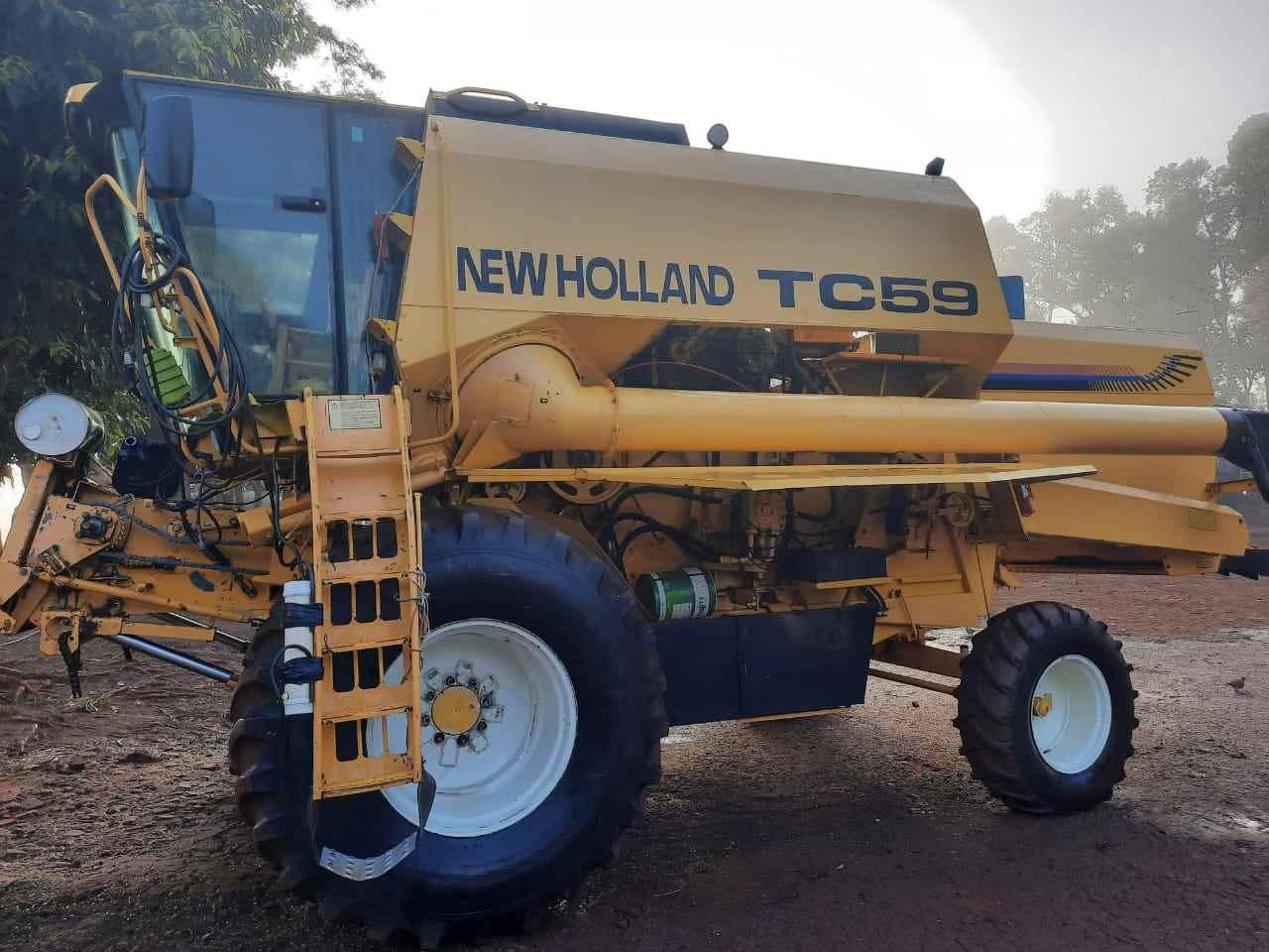 TC 59 de Ke Soja - New Holland - ERECHIM/RS