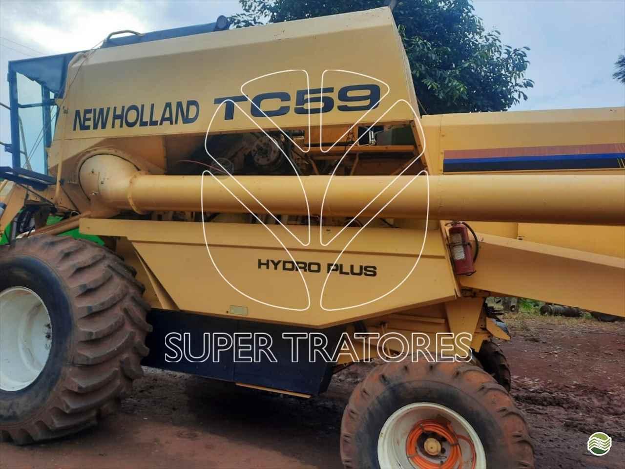 TC 59 de Super Tratores - New Holland - Matriz - SANTA MARIA/RS