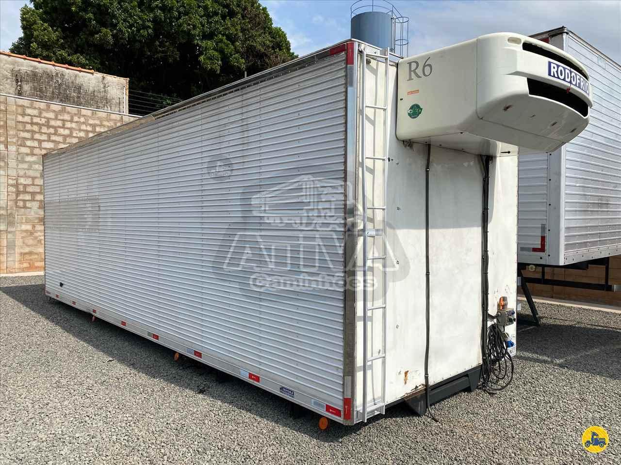 CARROCERIA SOBRE CHASSI  TRUCK BAU FRIGORIFICO Ativa Caminhões CATANDUVA SÃO PAULO SP