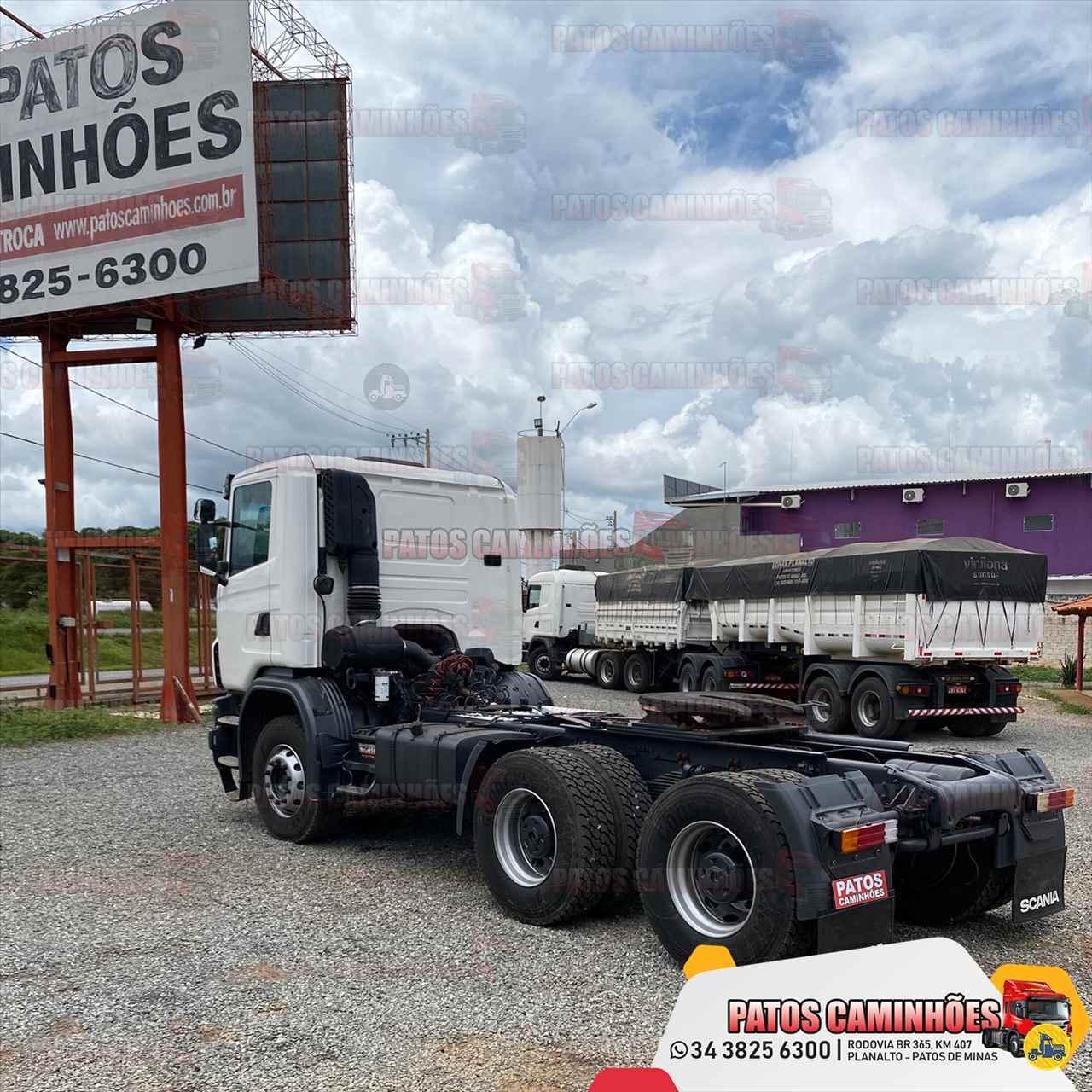 SCANIA SCANIA 440 360000km 2013/2013 Patos Caminhões