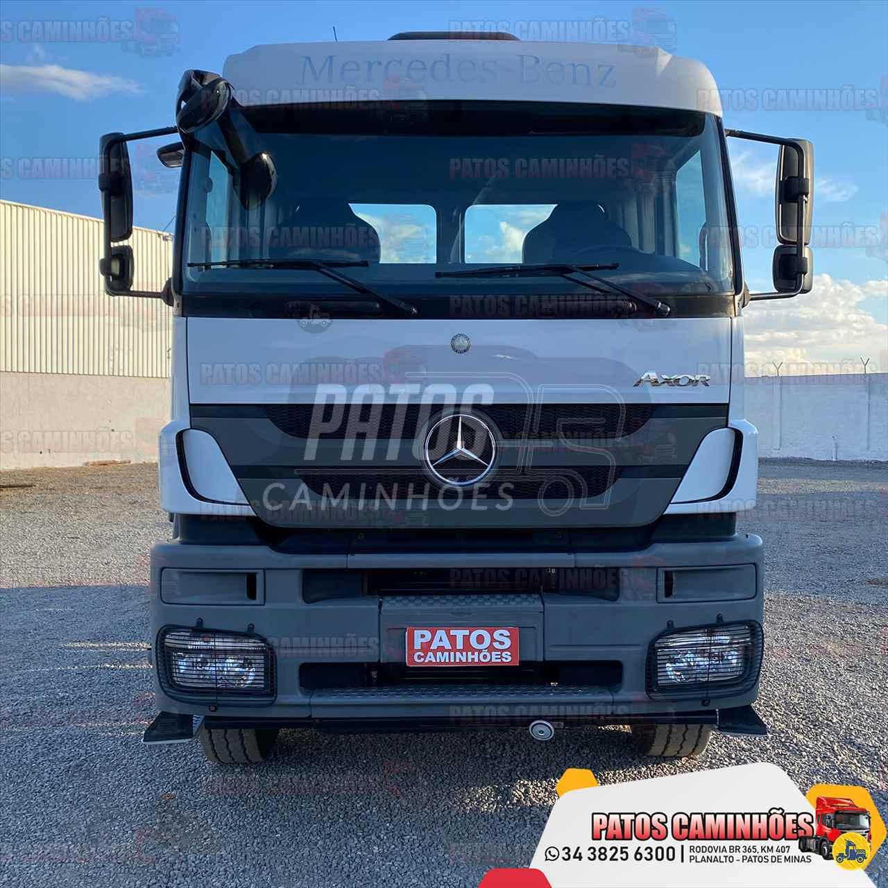 CAMINHAO MERCEDES-BENZ MB 3344 Cavalo Mecânico Traçado 6x4 Patos Caminhões PATOS DE MINAS MINAS GERAIS MG