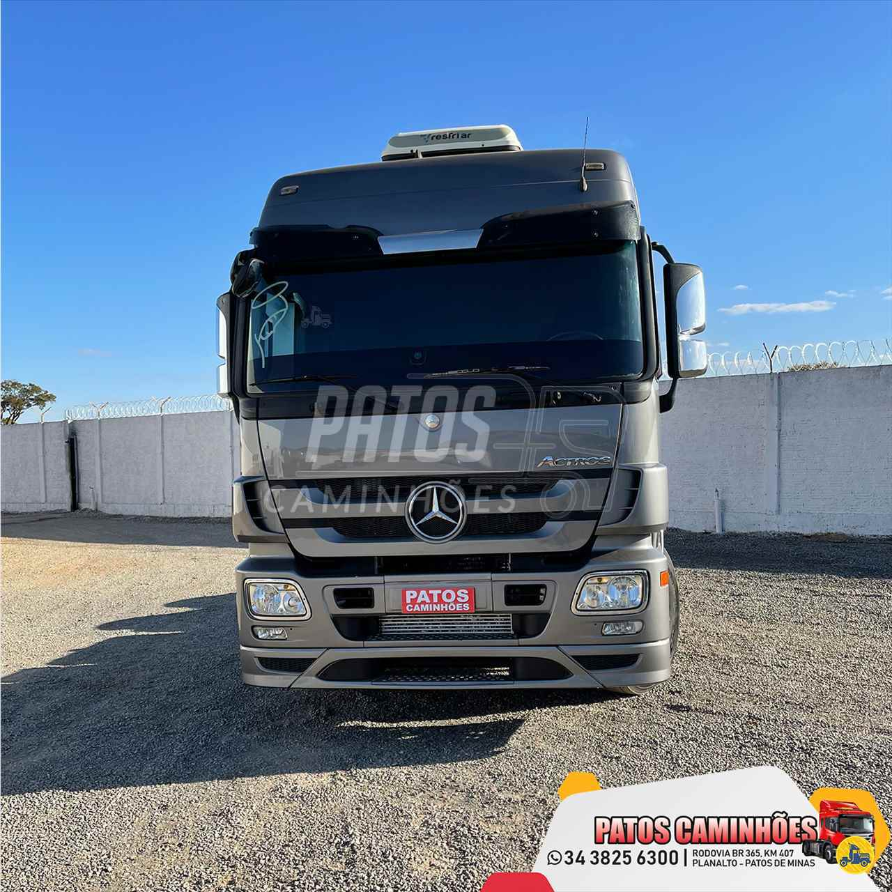 CAMINHAO MERCEDES-BENZ MB 2646 Cavalo Mecânico Traçado 6x4 Patos Caminhões PATOS DE MINAS MINAS GERAIS MG