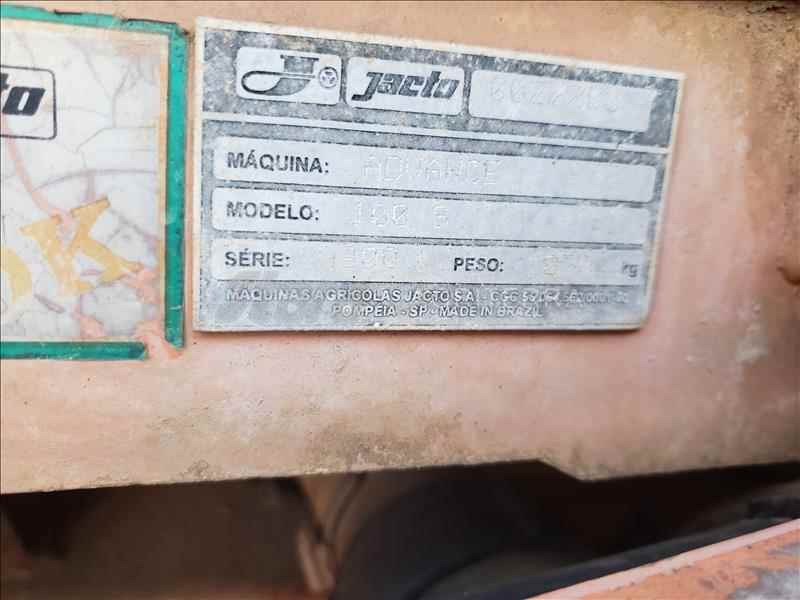 JACTO ADVANCE 2000 AM18  2002/2002 Agriterra Maquinas - Stara