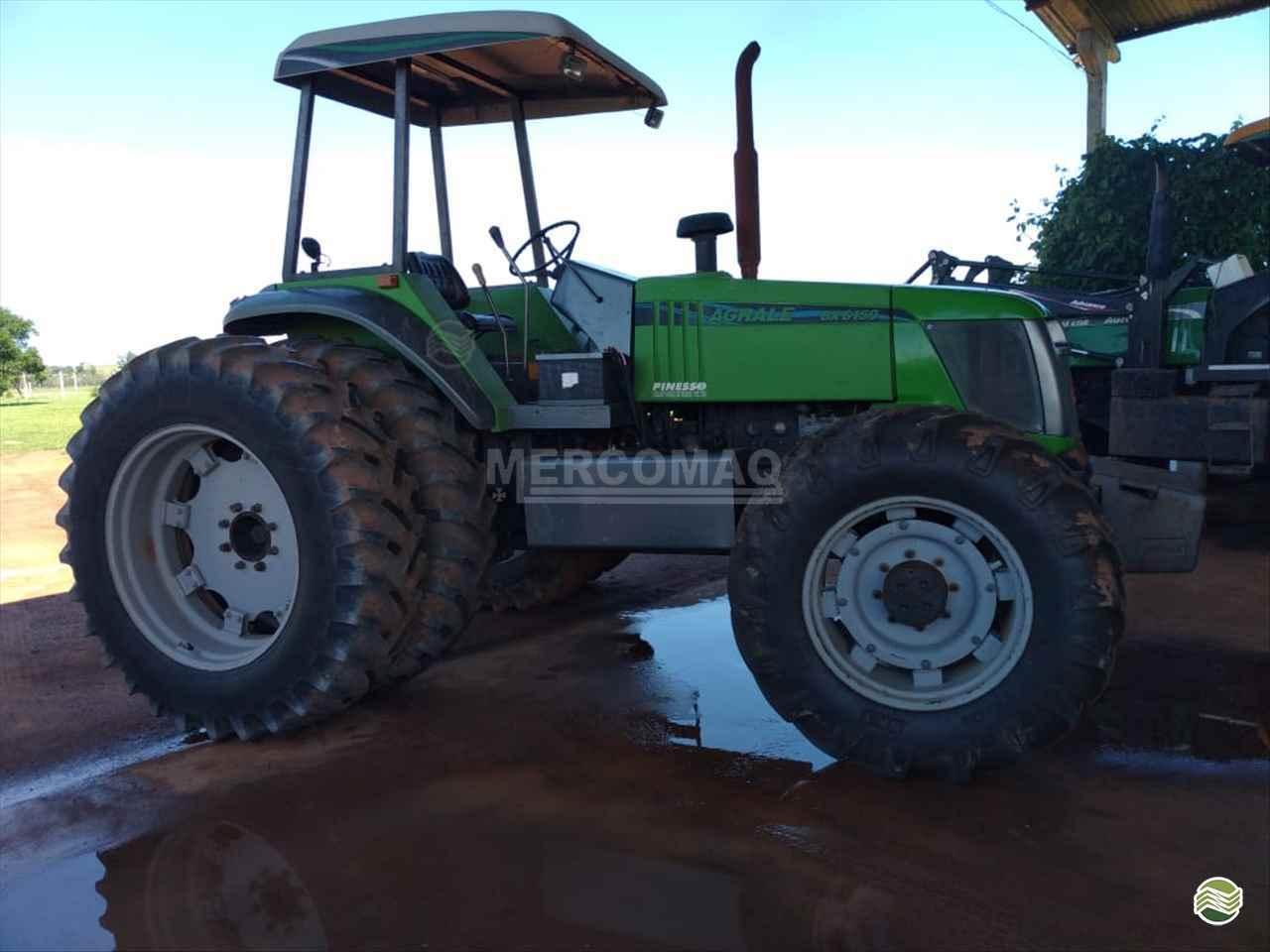 TRATOR AGRALE AGRALE BX 6150 Tração 4x4 Mercomaq - JAN - GTS PRIMAVERA DO LESTE MATO GROSSO MT