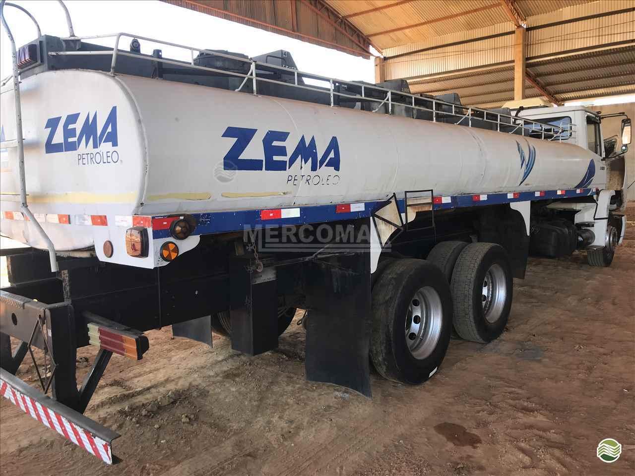 CAMINHAO MERCEDES-BENZ MB 1620 Tanque Pipa Truck 6x2 Mercomaq - JAN - GTS PRIMAVERA DO LESTE MATO GROSSO MT