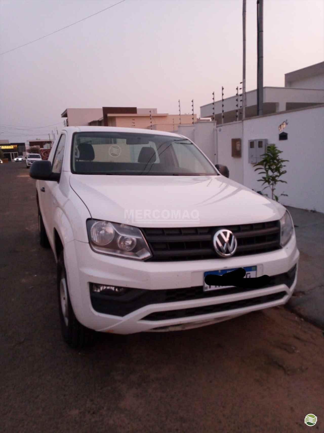 CARRO VW - Volkswagen Amarok CS Mercomaq - JAN - GTS PRIMAVERA DO LESTE MATO GROSSO MT