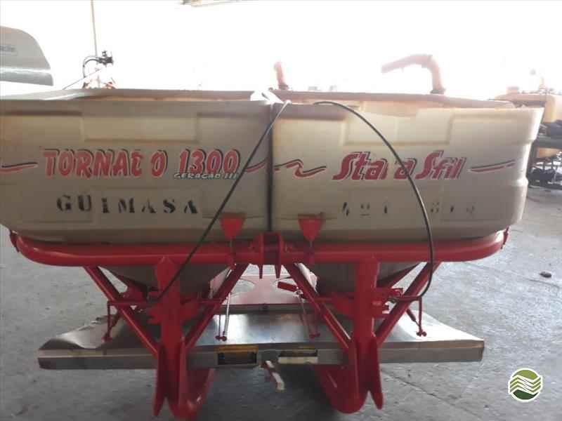 FERTILIZANTES DISCO DUPLO de Guimáquina Implementos Agrícolas - Jacto - RONDONOPOLIS/MT