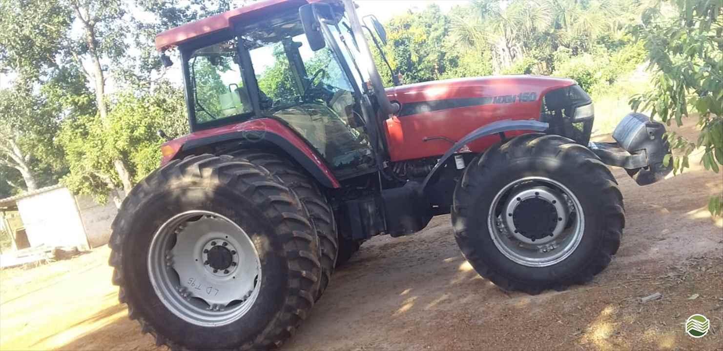TRATOR CASE CASE MX 150 Tração 4x4 Guimáquina Implementos Agrícolas - Jacto RONDONOPOLIS MATO GROSSO MT