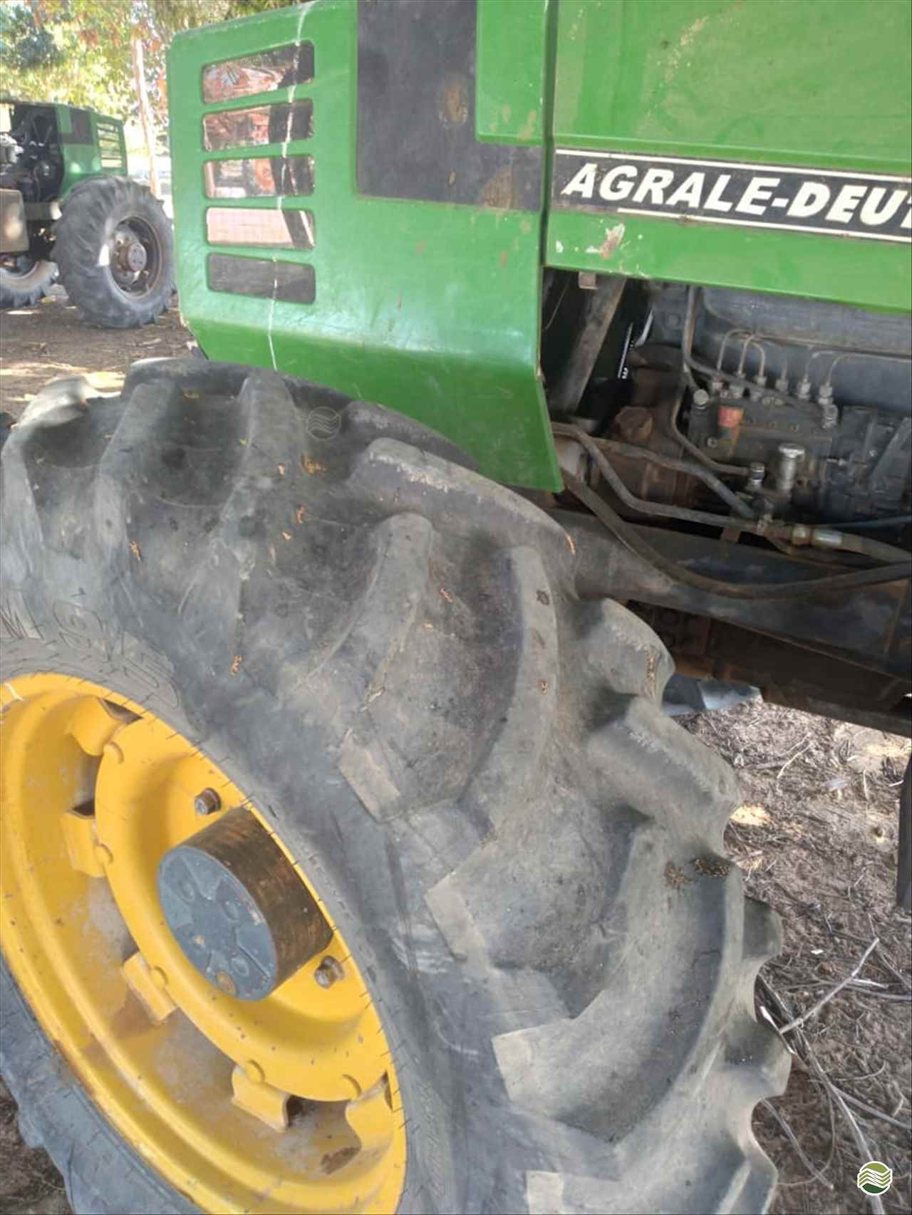 TRATOR AGRALE AGRALE 4150 Tração 4x4 Guimáquina Implementos Agrícolas - Jacto RONDONOPOLIS MATO GROSSO MT