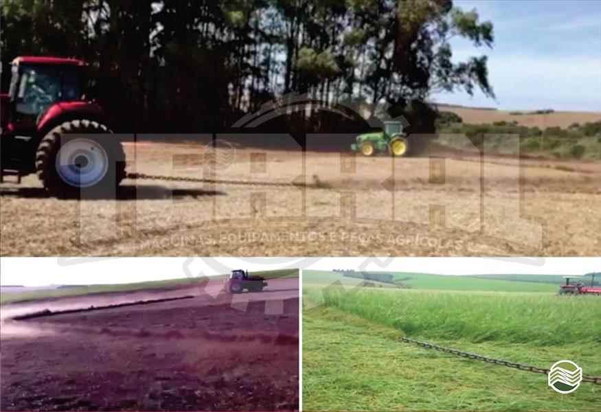 IMPLEMENTOS AGRICOLAS ROLO FACA ROLO FACA CORRENTE Terral Máquinas e Peças Agrícolas CASCAVEL PARANÁ PR