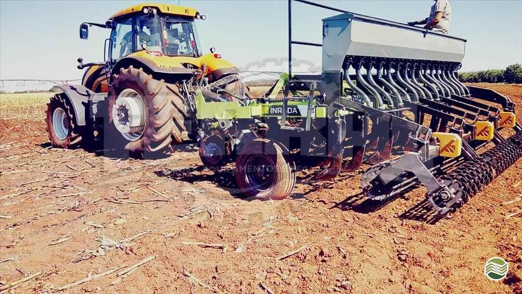 ESCARIFICADOR 23 HASTES DISCO CORTE  2020 Terral Máquinas e Peças Agrícolas