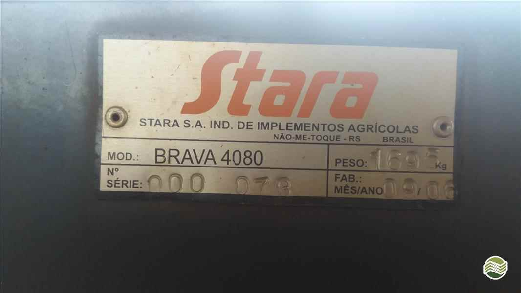 STARA BRAVA 4080  2006/2006 Terral Máquinas e Peças Agrícolas