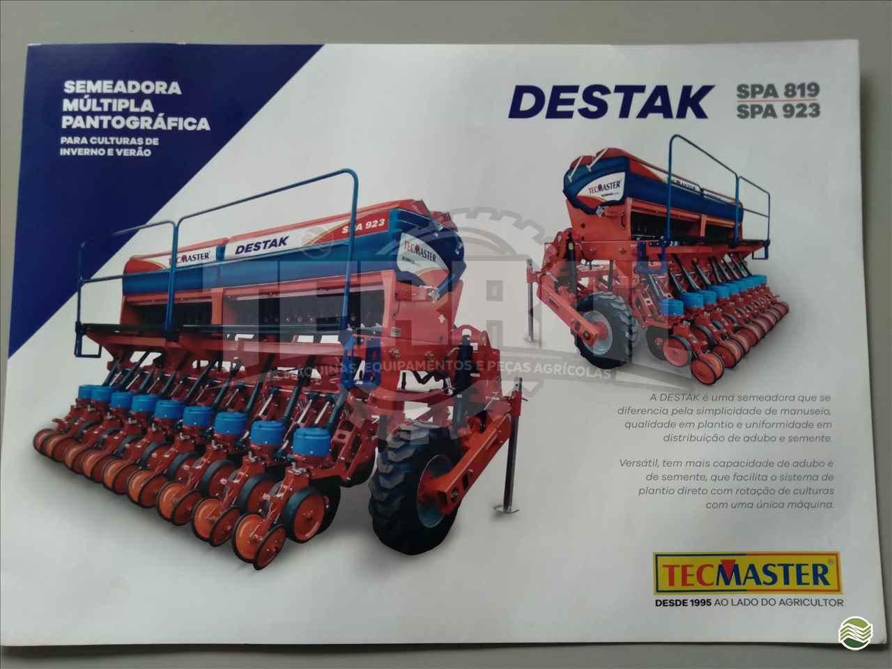 SEMEADEIRA DESTAK DESTAK SPA 923 Terral Máquinas e Peças Agrícolas CASCAVEL PARANÁ PR