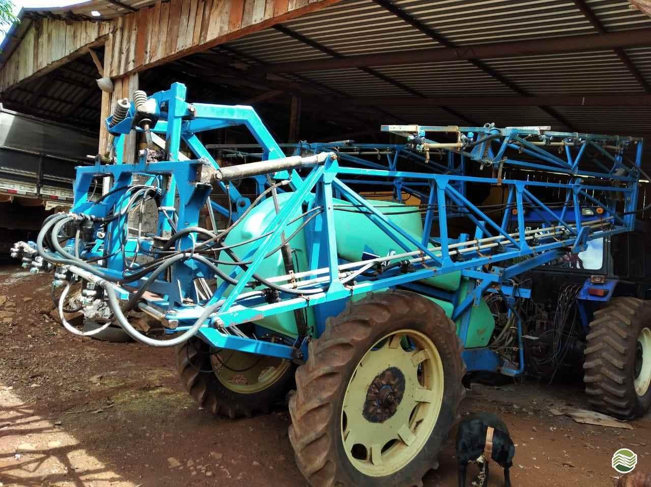 PULVERIZADOR MONTANA ECORANGER 2000 Arrasto Terral Máquinas e Peças Agrícolas CASCAVEL PARANÁ PR