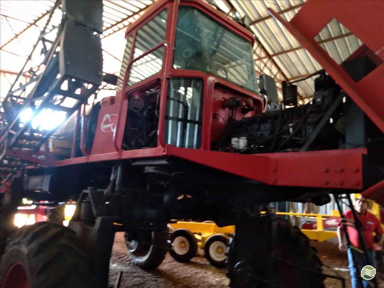 PULVERIZADOR TRATOR MONTADO KIT JACTO Tração 4x2 Terral Máquinas e Peças Agrícolas CASCAVEL PARANÁ PR