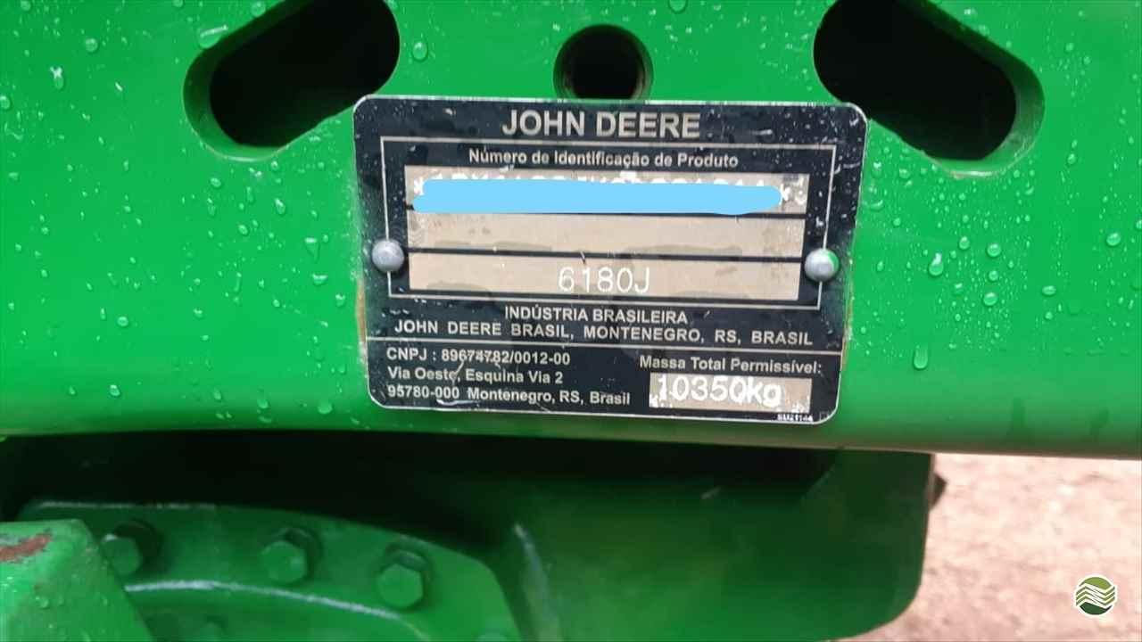 JOHN DEERE JOHN DEERE 6180  2012/2012 Rural Vendas