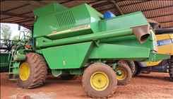 JOHN DEERE JOHN DEERE 1550  2001/2001 Rural Vendas