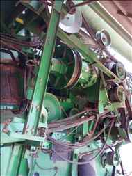 JOHN DEERE JOHN DEERE 9770 STS  2011/2011 Rural Vendas