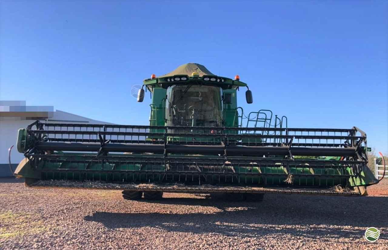 JOHN DEERE JOHN DEERE S660  2018/2018 Rural Vendas