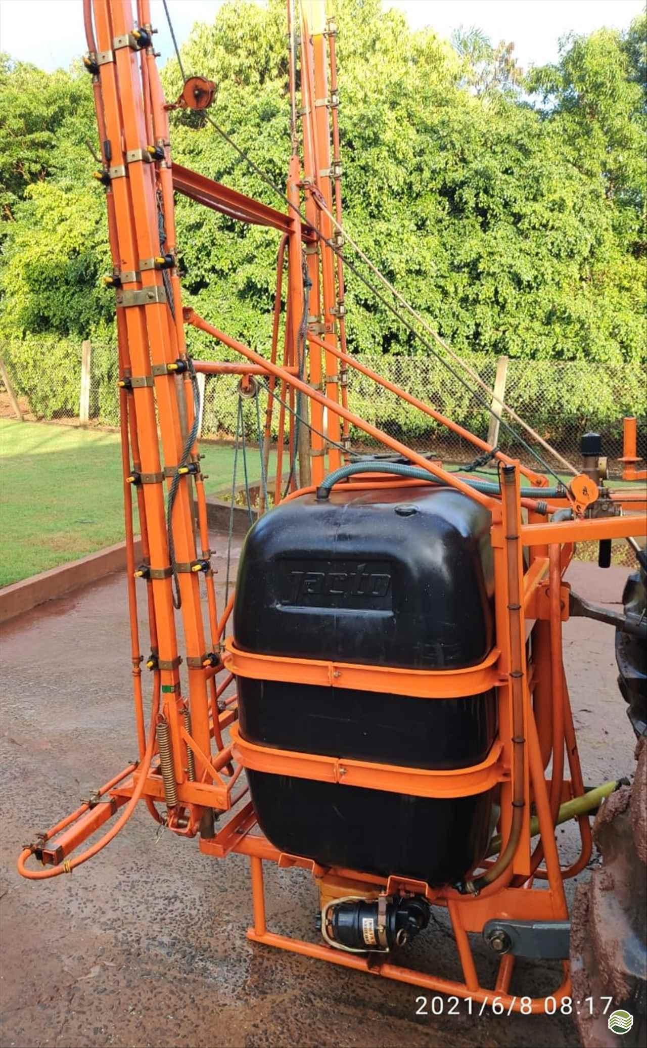 PULVERIZADOR JACTO CONDOR 600 AM12 Acoplado Hidráulico Rural Vendas TERRA ROXA PARANÁ PR