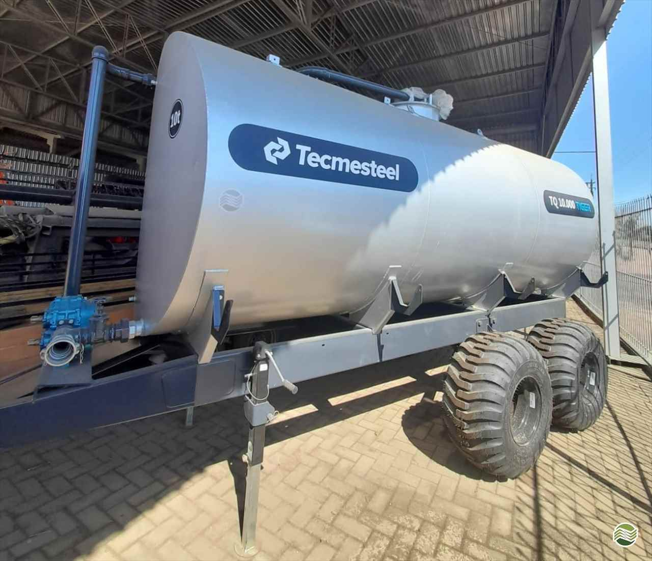 IMPLEMENTOS AGRICOLAS CARRETA TANQUE TANQUE 10000 LITROS Rural Vendas TERRA ROXA PARANÁ PR
