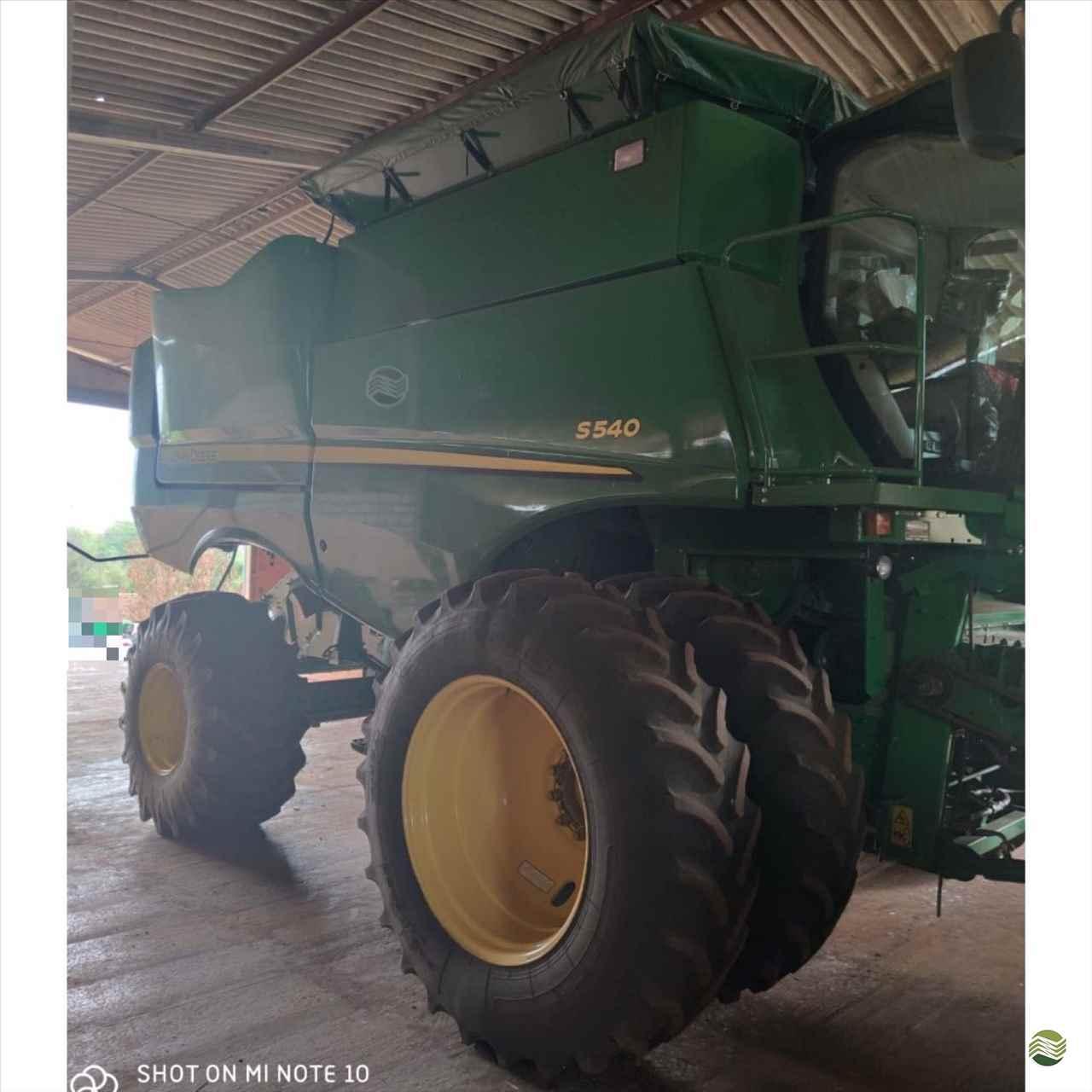 JOHN DEERE S540 de Rural Vendas - TERRA ROXA/PR