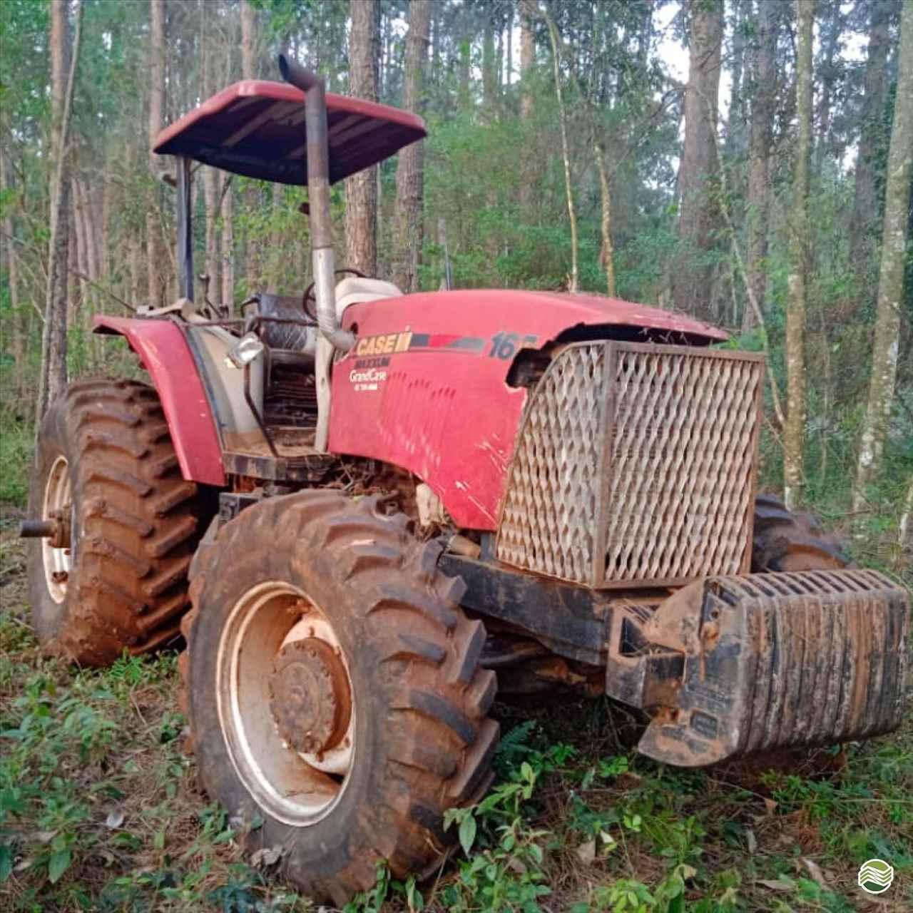 TRATOR CASE CASE MX 165 Tração 4x4 Rural Vendas TERRA ROXA PARANÁ PR