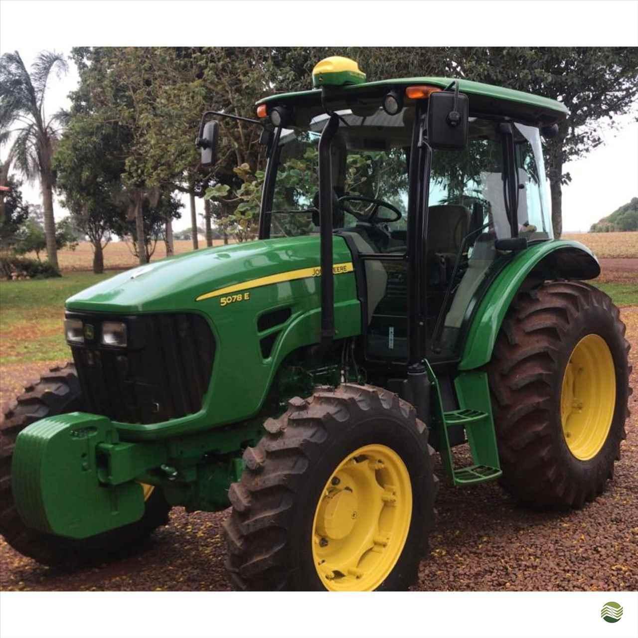 JOHN DEERE 5080 de Rural Vendas - TERRA ROXA/PR