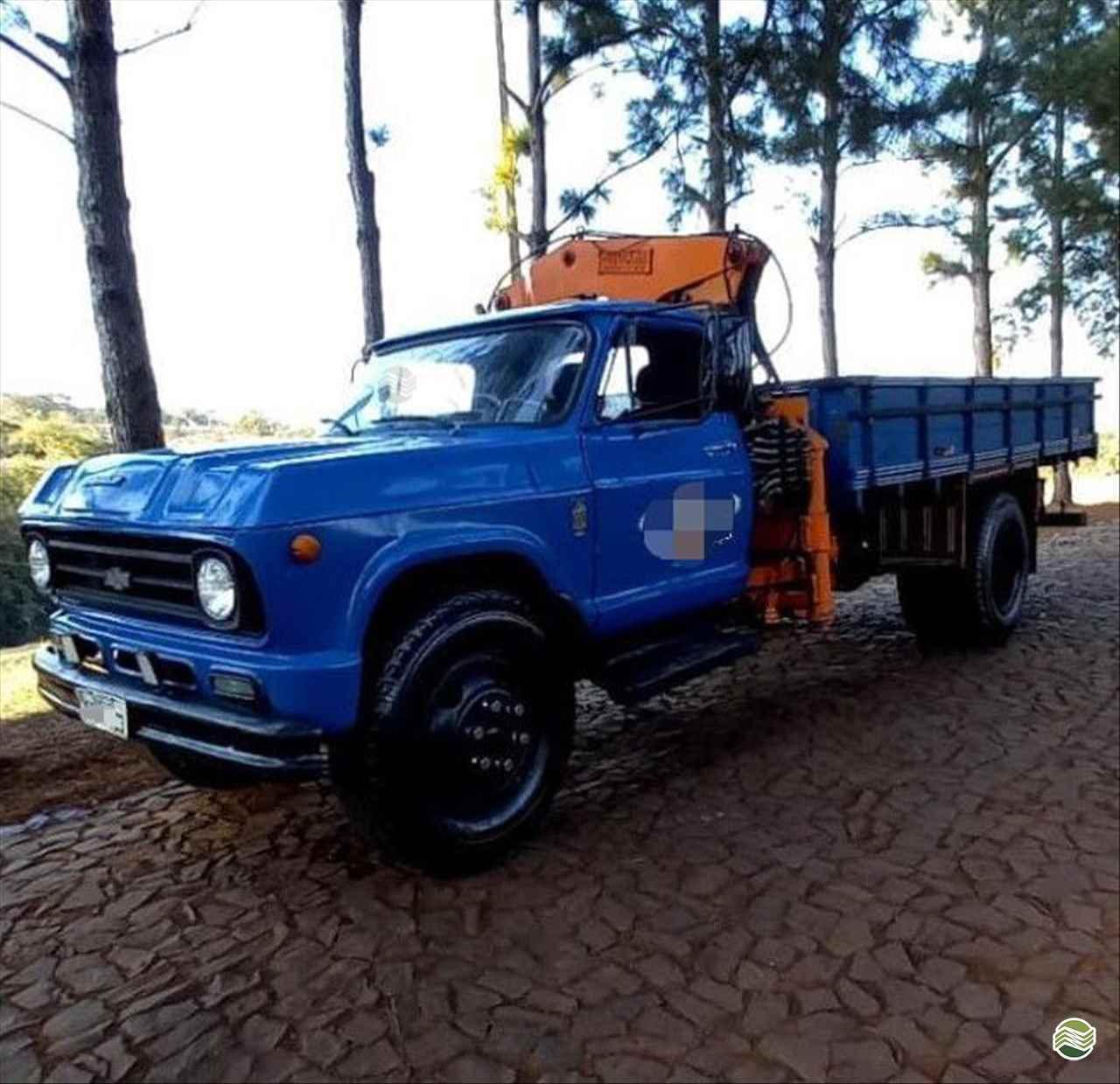 CAMINHAO GM D60 Graneleiro 3/4 4x2 Rural Vendas TERRA ROXA PARANÁ PR