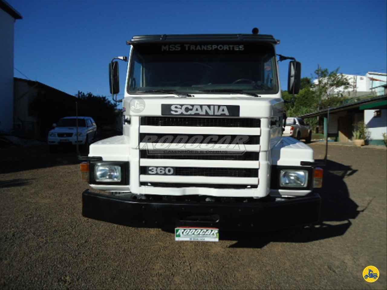 SCANIA SCANIA 113 360 659959km 1997/1998 Rodocar Caminhões