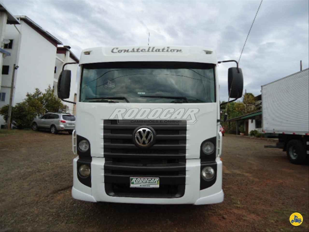 CAMINHAO VOLKSWAGEN VW 24250 Graneleiro BiTruck 8x2 Rodocar Caminhões CHAPECO SANTA CATARINA SC