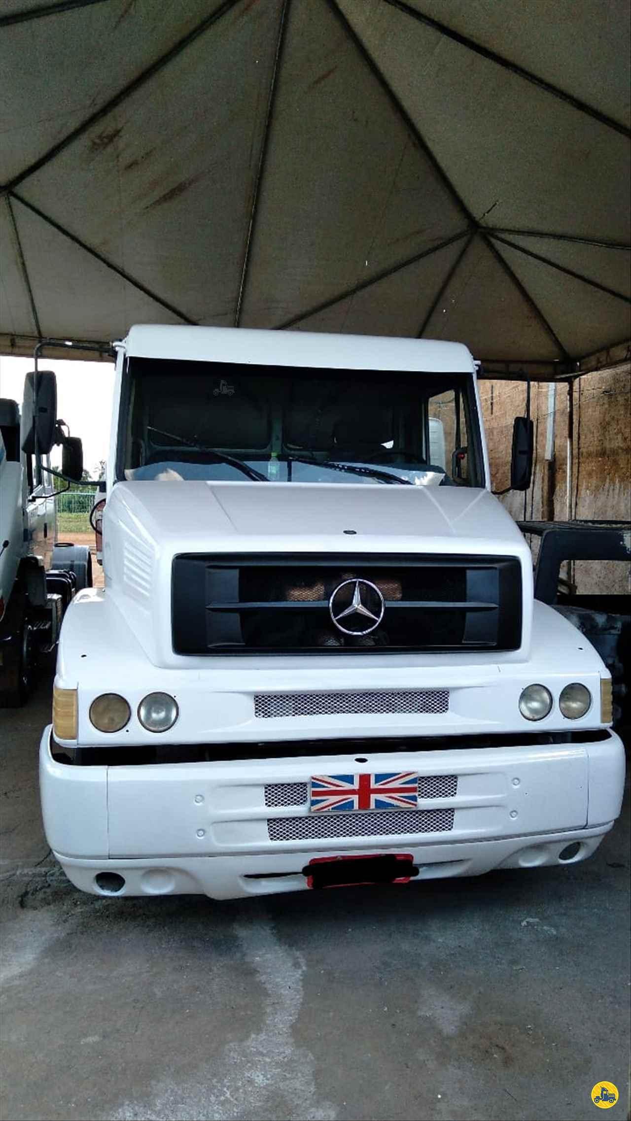 CAMINHAO MERCEDES-BENZ MB 1620 Tanque Aço Truck 6x2 RB Caminhões & Financiamentos ARAGUARI MINAS GERAIS MG