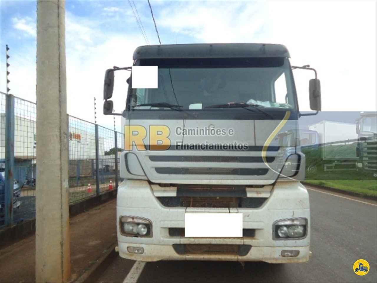 CAMINHAO MERCEDES-BENZ MB 2540 Cavalo Mecânico Truck 6x2 RB Caminhões & Financiamentos ARAGUARI MINAS GERAIS MG