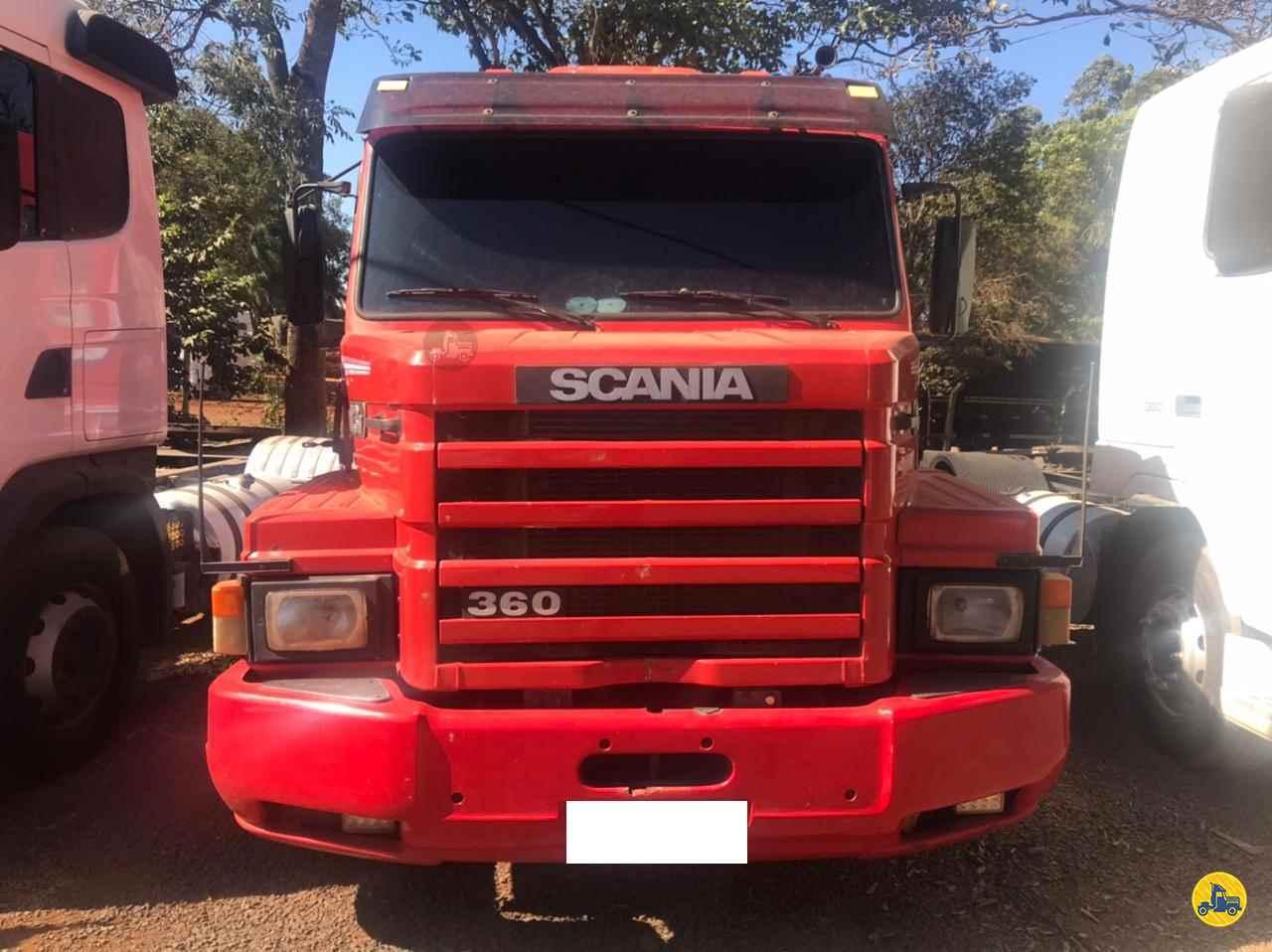 CAMINHAO SCANIA SCANIA 113 360 Cavalo Mecânico Truck 6x2 RB Caminhões & Financiamentos ARAGUARI MINAS GERAIS MG