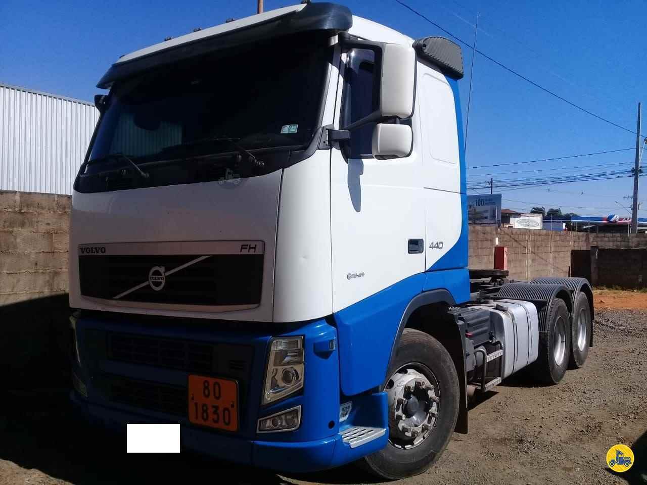 CAMINHAO VOLVO VOLVO FH 440 Cavalo Mecânico Truck 6x2 RB Caminhões & Financiamentos ARAGUARI MINAS GERAIS MG