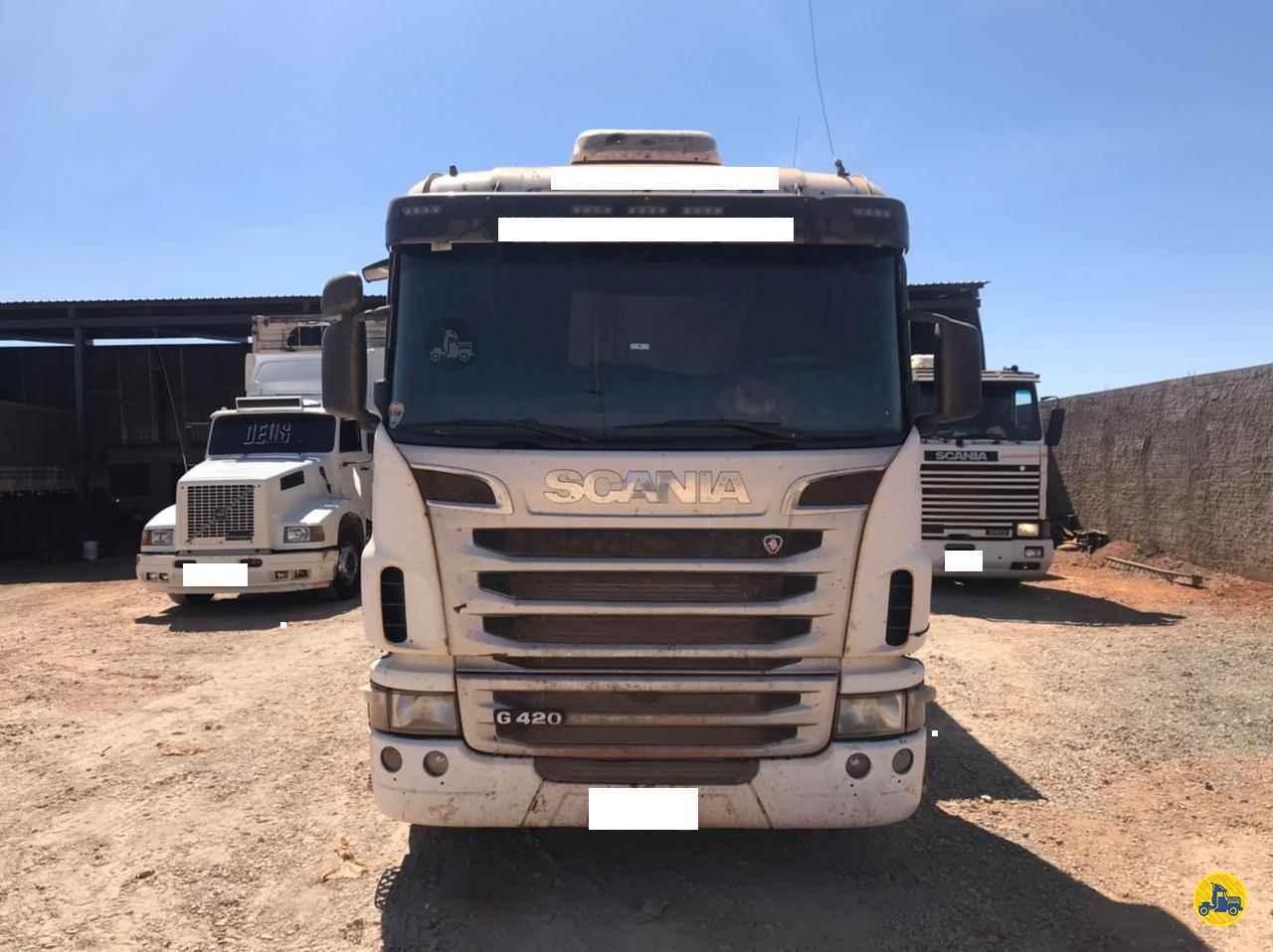 SCANIA 420 de RB Caminhões & Financiamentos - ARAGUARI/MG