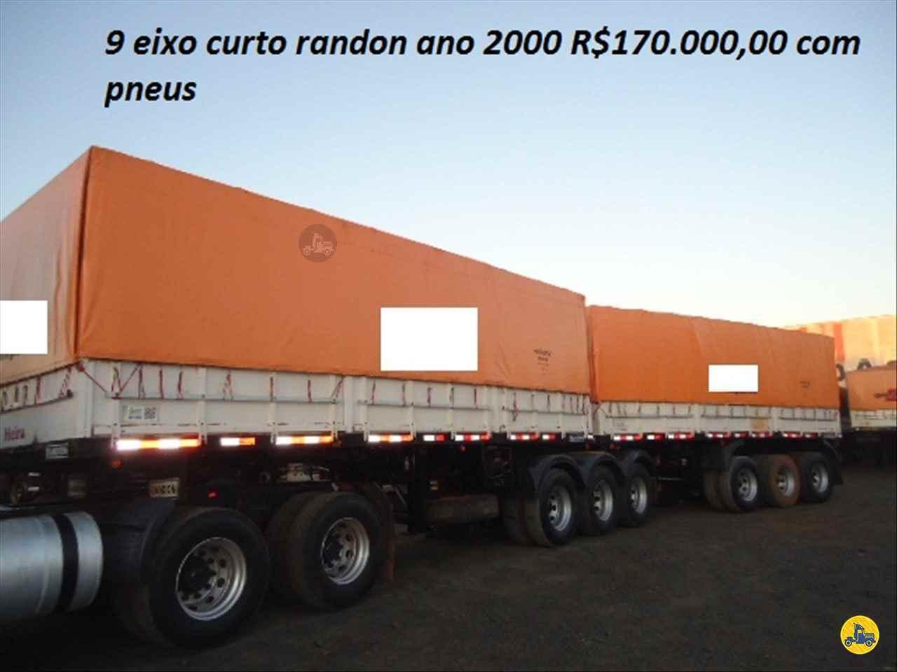 CARRETA BITREM 9 EIXOS GRANELEIRO RB Caminhões & Financiamentos ARAGUARI MINAS GERAIS MG
