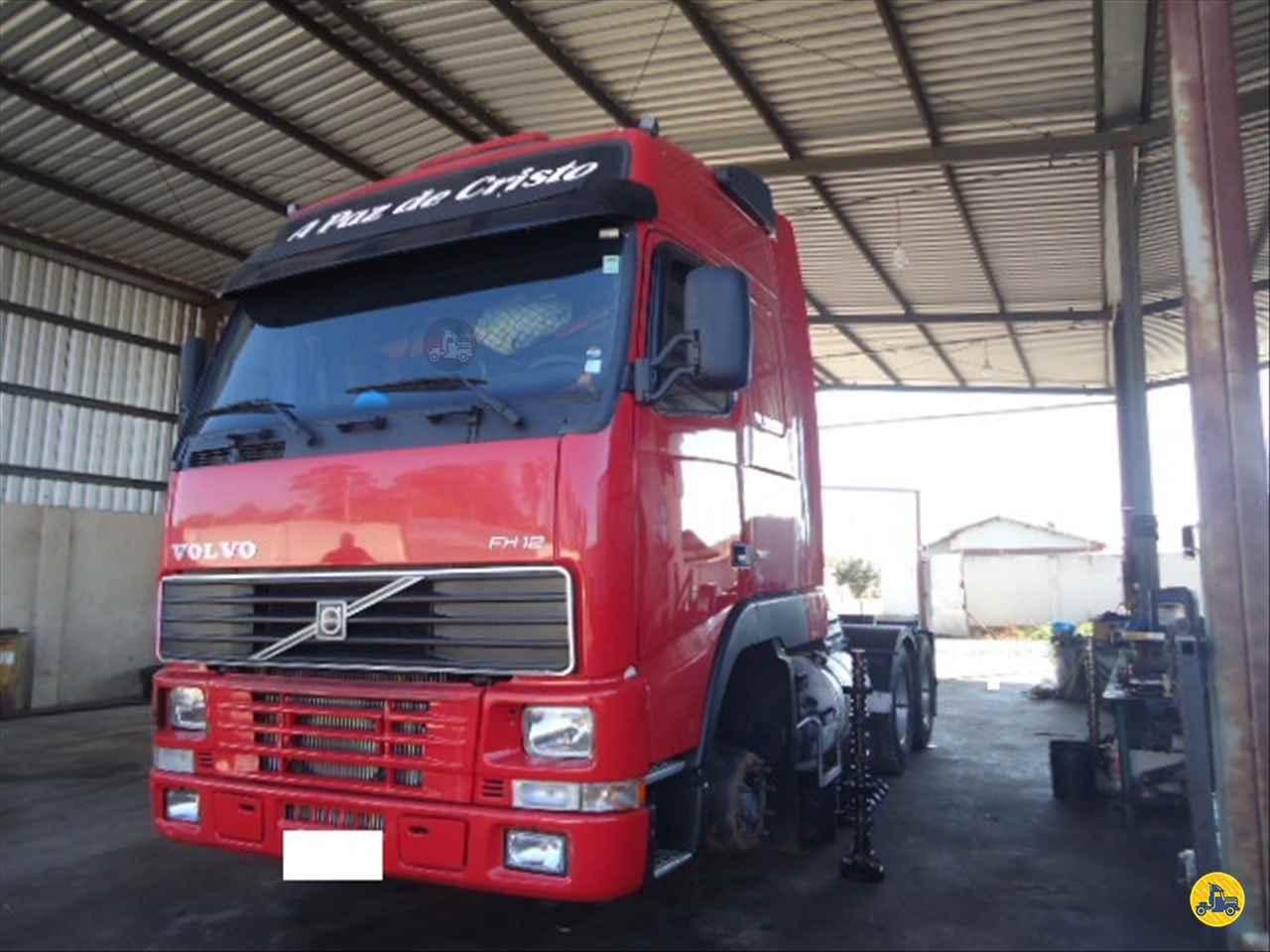 CAMINHAO VOLVO VOLVO FH12 380 Cavalo Mecânico Truck 6x2 RB Caminhões & Financiamentos ARAGUARI MINAS GERAIS MG