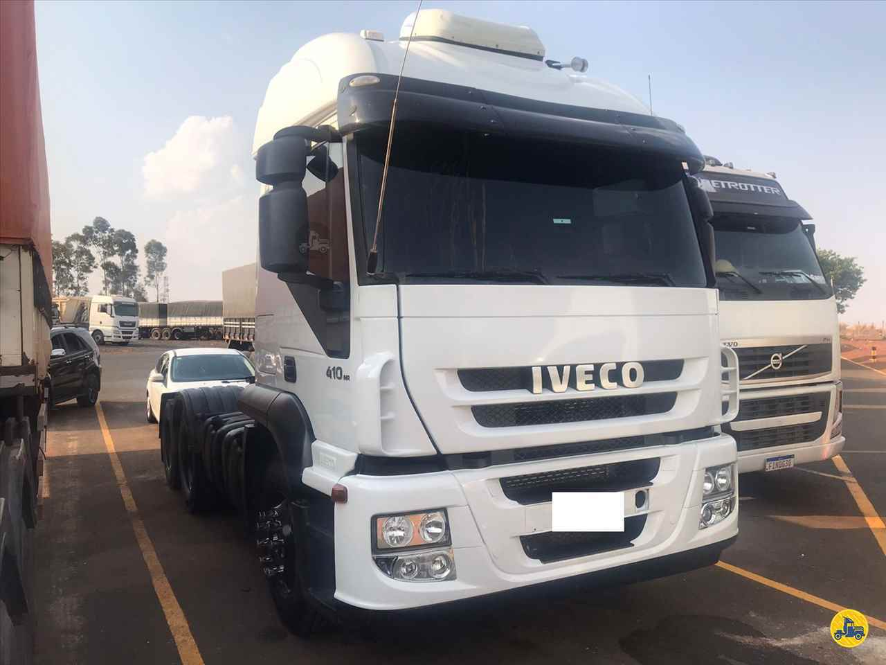 CAMINHAO IVECO STRALIS 410 Cavalo Mecânico Truck 6x2 RB Caminhões & Financiamentos ARAGUARI MINAS GERAIS MG