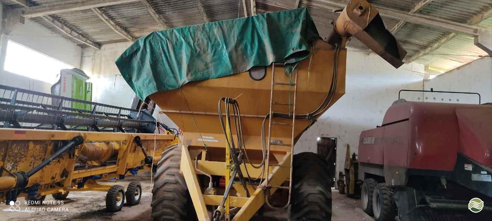 IMPLEMENTOS AGRICOLAS CARRETA BAZUKA GRANELEIRA 17500 Pedrinho Tratores CASTRO PARANÁ PR