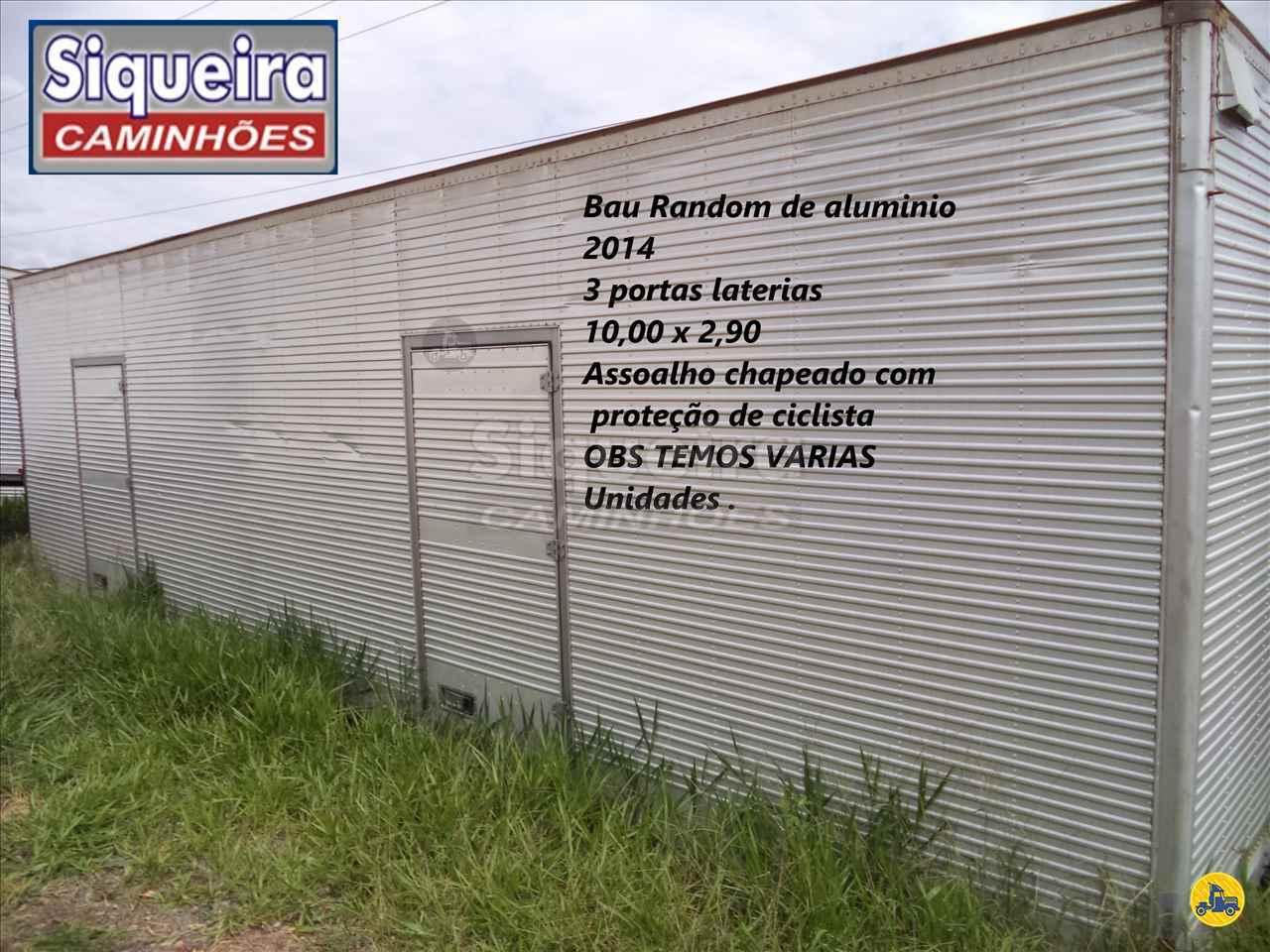 BITRUCK BAU FURGAO 0km 2014 Siqueira Caminhões