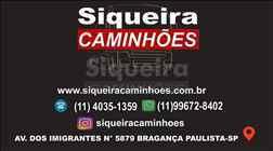 TRUCK BAU FURGAO 0km 2010 Siqueira Caminhões