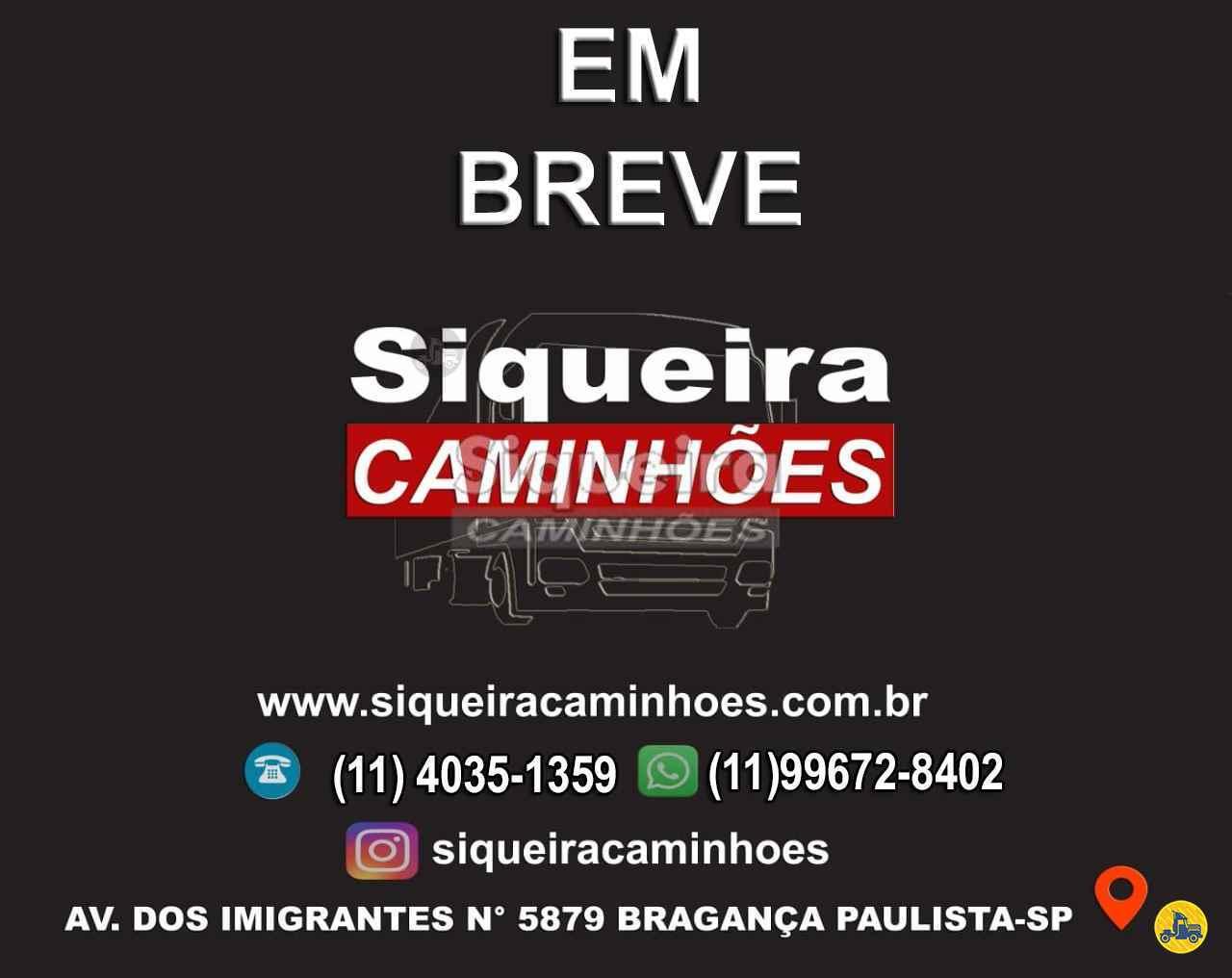 MERCEDES-BENZ MB 2426 323000km 2018/2018 Siqueira Caminhões